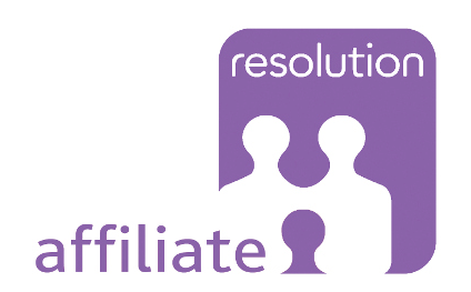 Resolution affiliate logo